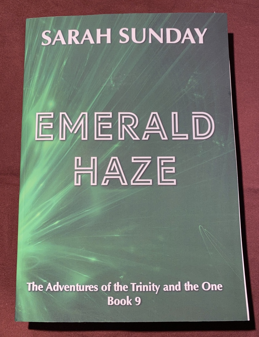 Emerald Haze Print Copy