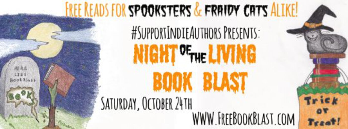 Night of the Living Book Blast + Mini-Interview